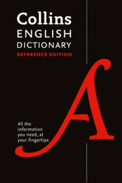 Collins English Dictionary: Reference Edition image