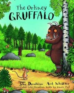 The Orkney Gruffalo image