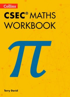 CSEC Maths Workbook image